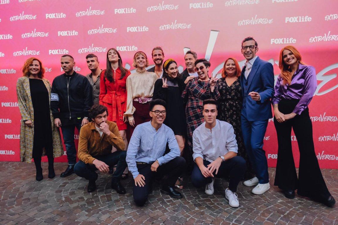 immagine contenuto EXTRAVERGINE: la nuova produzione originale di Fox Networks Group Italy co-prodotta da Publispei