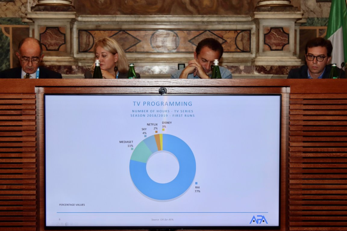 immagine contenuto Nuovo incontro tra Italia e Francia. A Roma l'APA-USPA International Session.