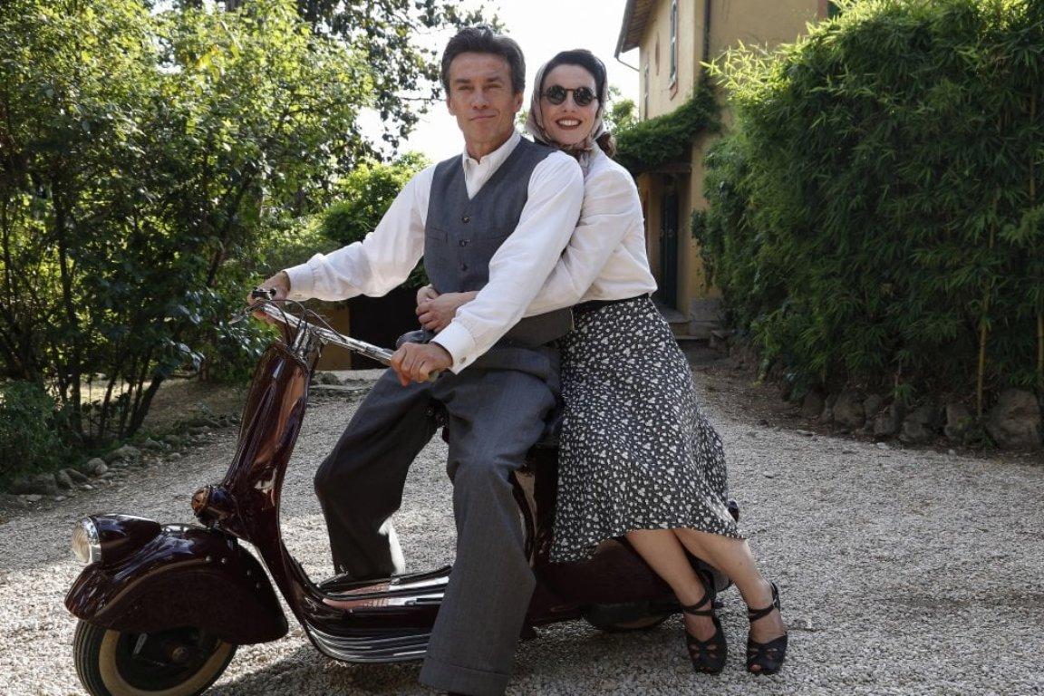 """immagine contenuto In arrivo """"Enrico Piaggio"""", il nuovo tv movie di Rai1 con Alessio Boni"""