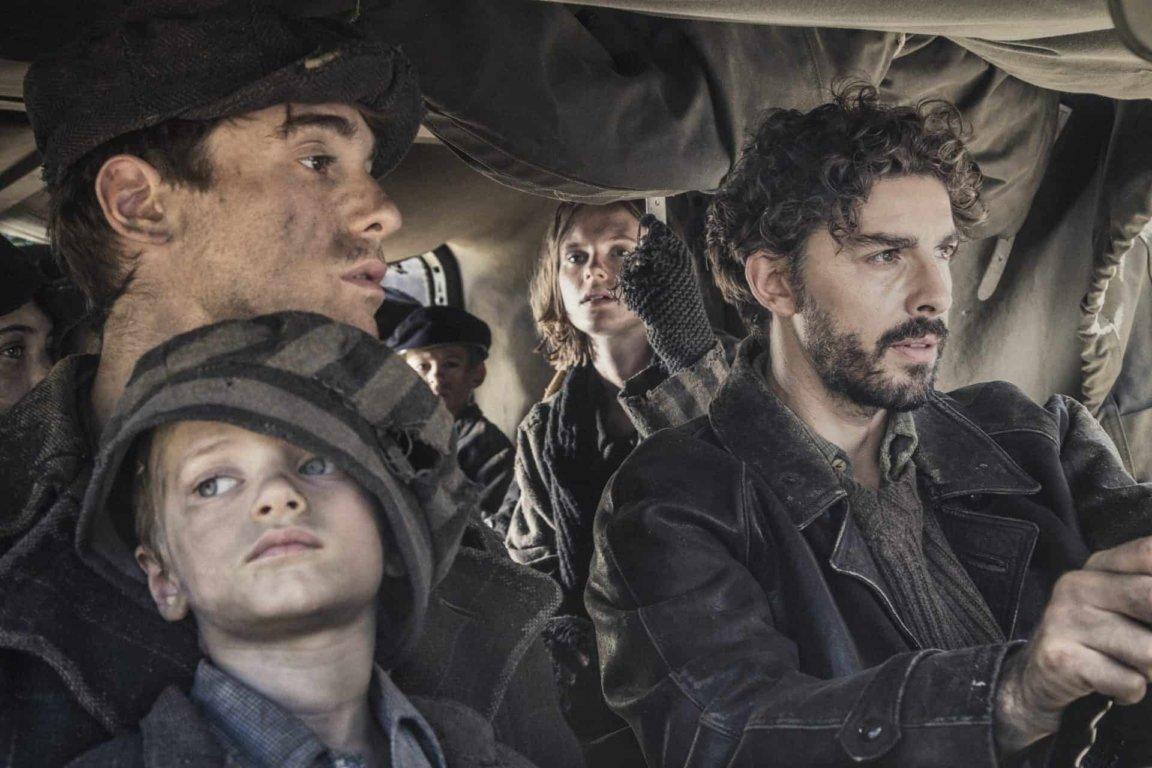 """immagine contenuto """"La guerra è finita"""": la nuova miniserie prodotta da Palomar in collaborazione con Rai Fiction"""