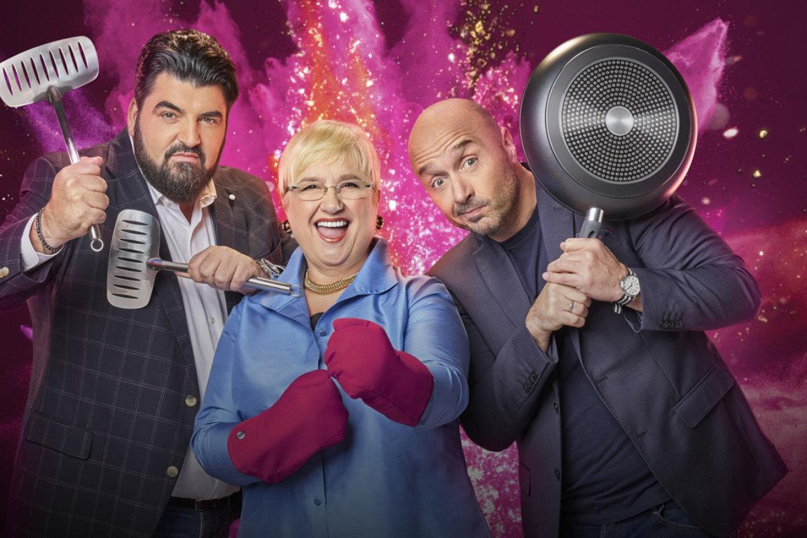"""immagine contenuto """"Family food fight"""": il nuovo cooking show di Endemol Shine Italy"""