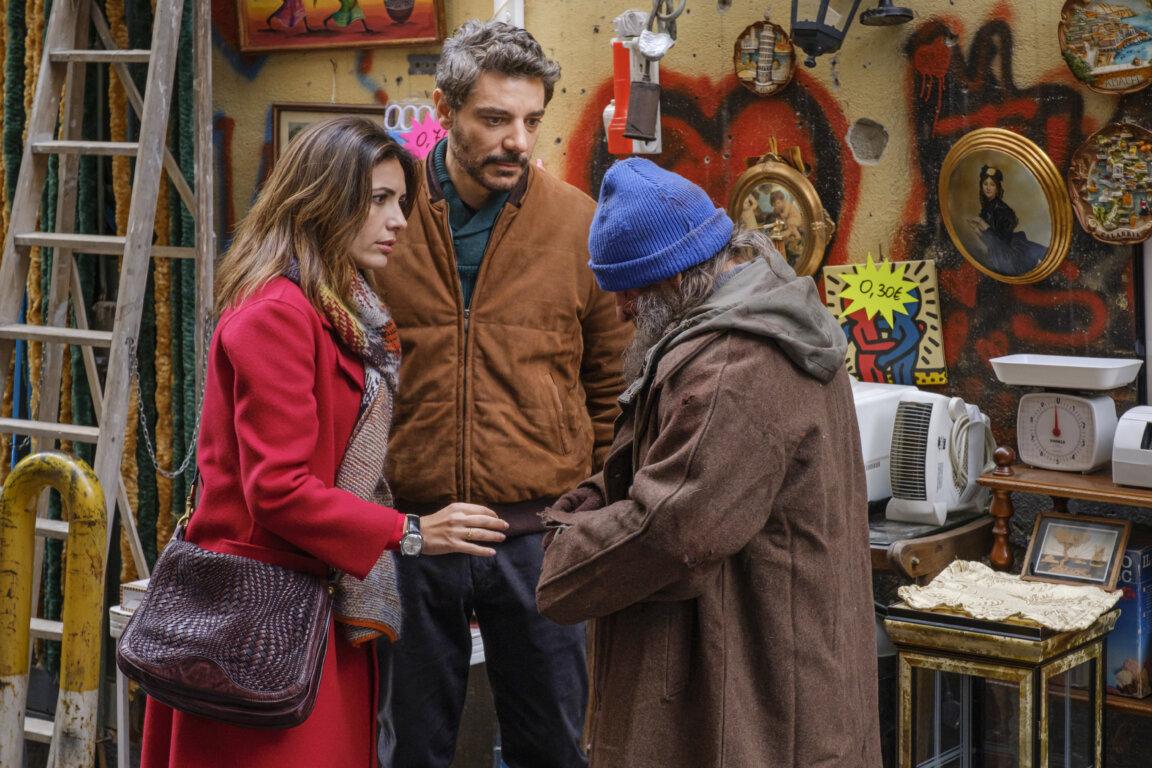 """immagine contenuto Arriva su Rai Uno """"Mina Settembre"""", una serie Italian International Film e Rai Fiction"""