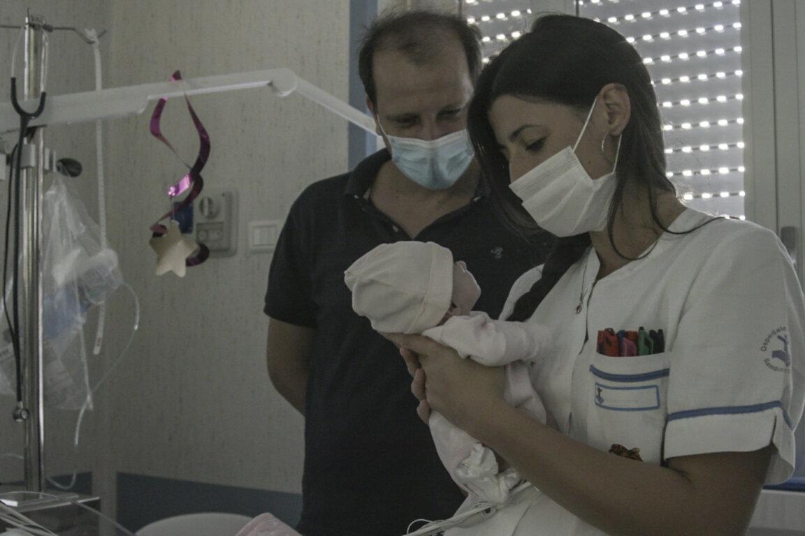 """immagine contenuto Fabiana, Benedetta e Carlotta protagoniste di """"Dottori in corsia – Ospedale Pediatrico Bambino Gesù"""""""