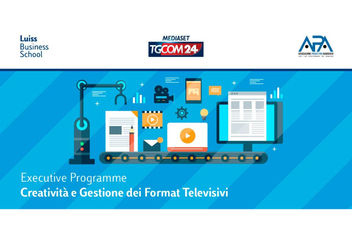 immagine articolo Creatività e Gestione dei Format Televisivi, l'Executive Programme della Luiss Business School