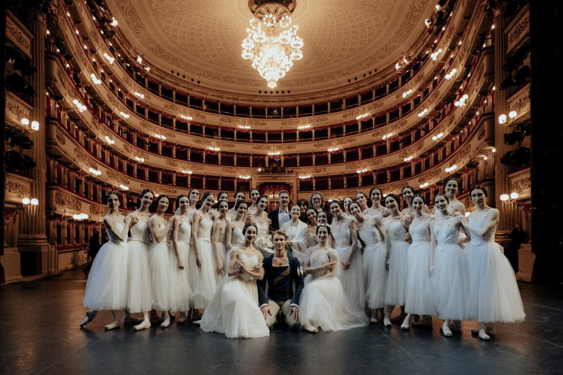 """immagine contenuto """"Corpo di ballo"""": dal 30 aprile su RaiPlay la docuserie prodotta da Panamafilm"""