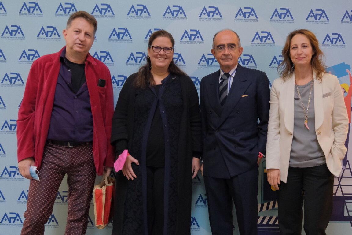 immagine contenuto APA presenta il 3° Rapporto sulla Produzione Audiovisiva Nazionale
