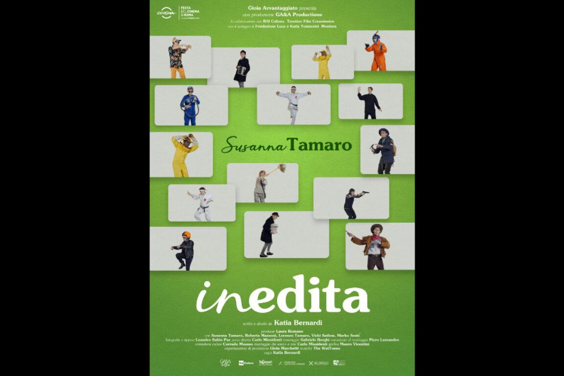 """immagine contenuto """"Inedita"""": il 19 ottobre alla Festa del Cinema il film prodotto da GA&A Productions"""